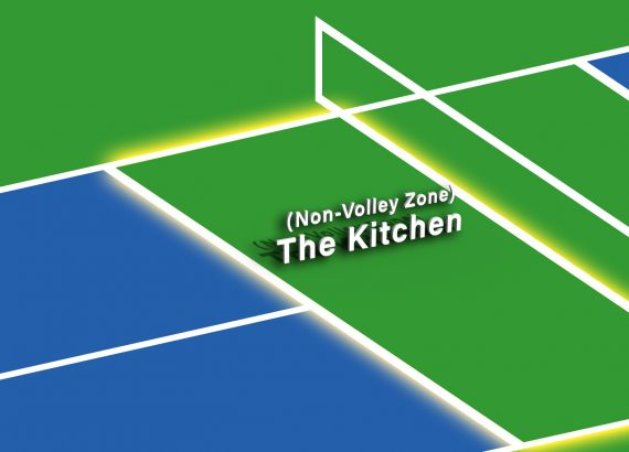 Pickleball Kitchen Rules (Non-Volley Zone Explained) 1