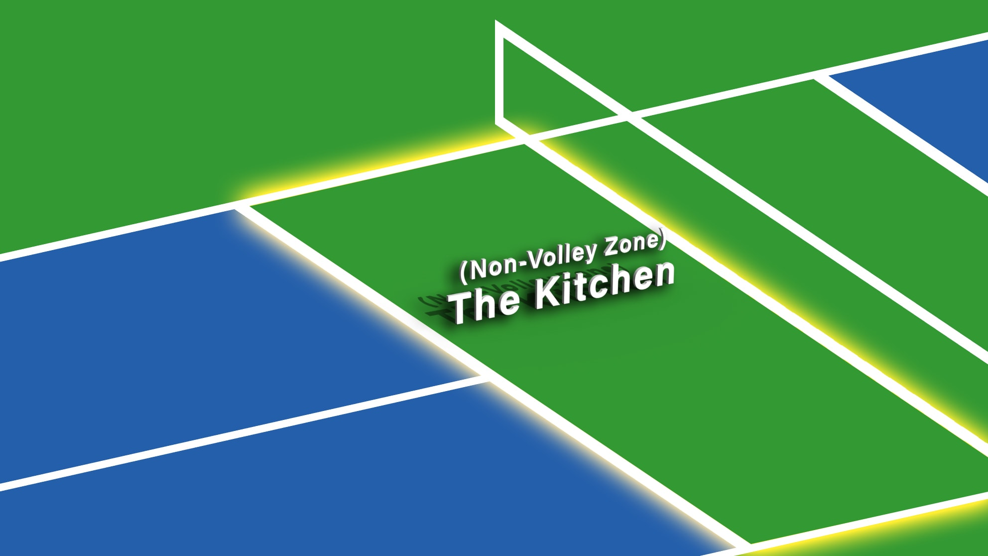 Pickleball Kitchen Rules Non Volley Zone Explained