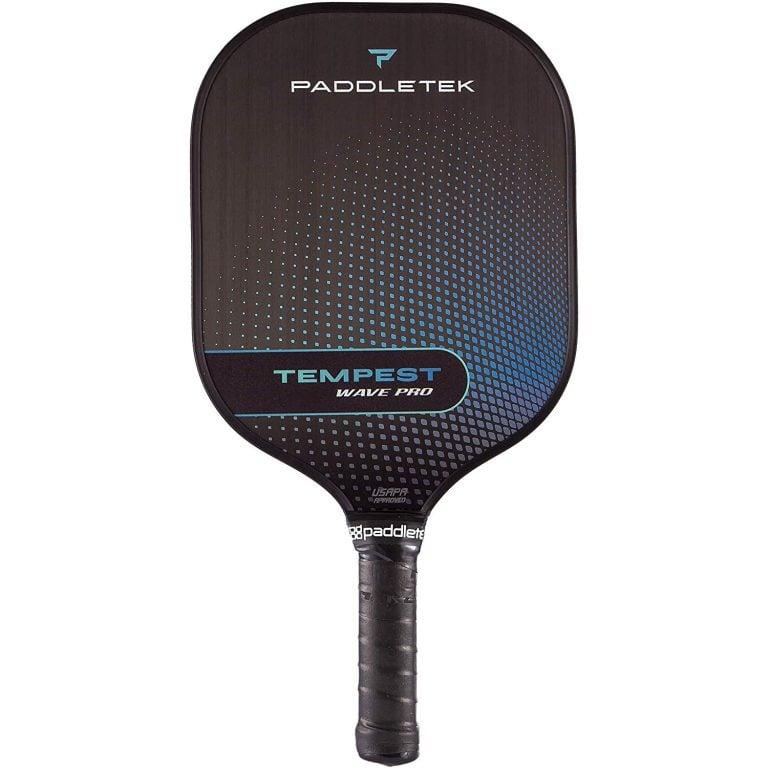 Paddletek Tempest Wave Pro Pickleball Paddle Review Thumbnail