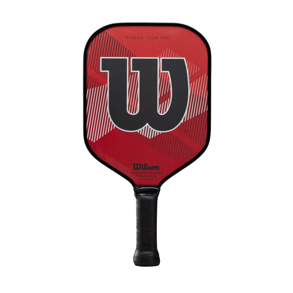 Wilson Tour Pro Pickleball Paddle Review Thumbnail