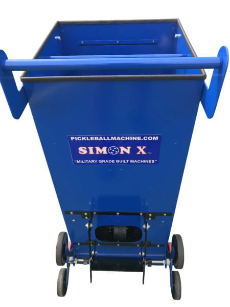 Simon X Pickleball Practice Machine