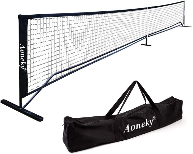 Aoneky Portable Outdoor Pickleball Net System
