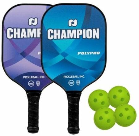 Champion Poly Pro Pickleball Set Bundle