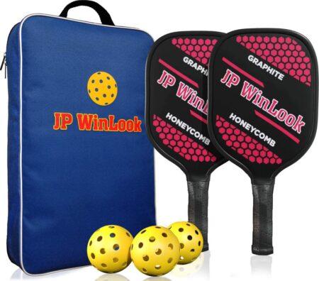 JP WinLook Pickleball Paddle Set